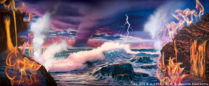 backdrop el 035 s earth wind fire water