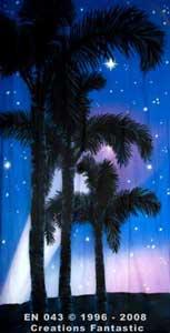Hollywood Palm Panel 1