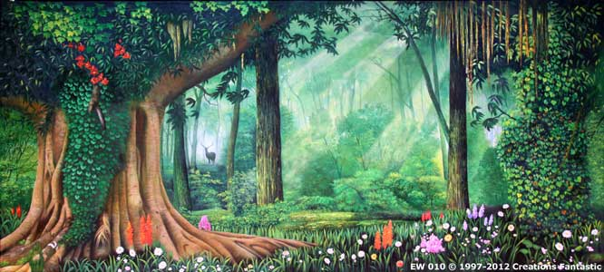 Backdrop EW 010 Enchanted Forest 1