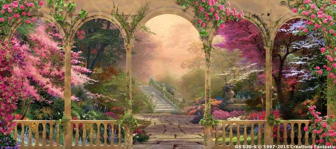 GS030 S Garden Arches 2