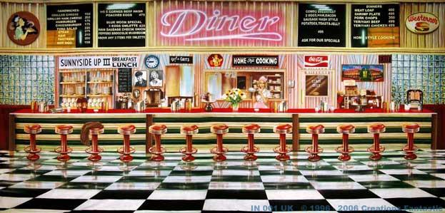 Backdrop in 001b diner interior b for Diner interior