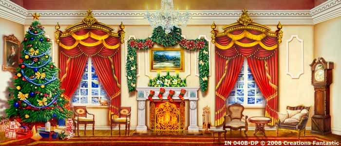 Backdrop Image: IN040 Victorian Parlour Interior 3