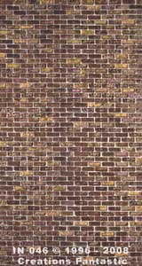 Backdrop IN046 Brick Wall Panel 7