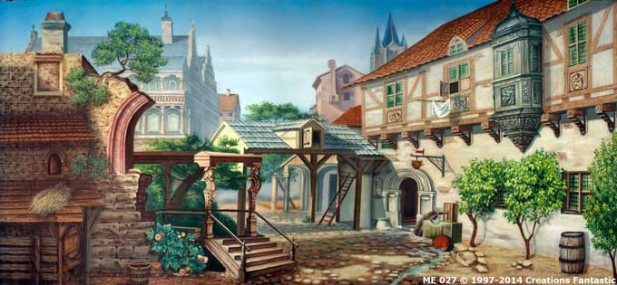Image result for fantasy italian village