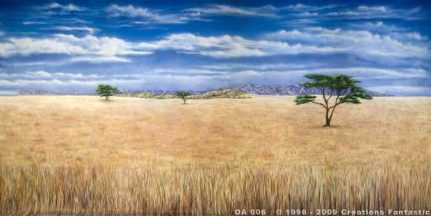 Backdrop OA 006 African Savannah 5