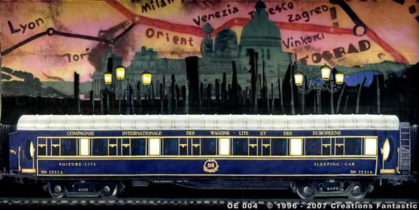 Backdrop OE004 Orient Express 4