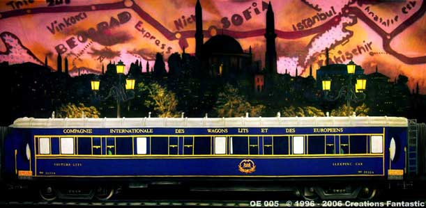Backdrop OE005 Orient Express 5