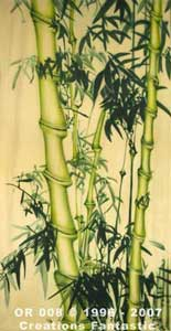 Backdrop OR008 Oriental Bamboo Panel 3