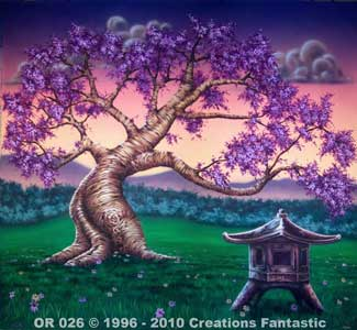 Backdrop OR026 Oriental Landscape 4