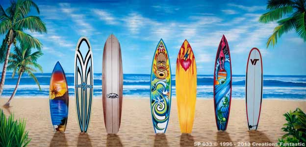 Backdrop SP033 Surfboards 1