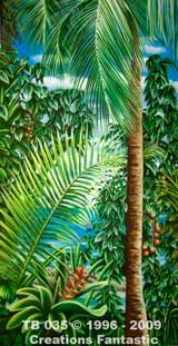 Backdrop TB 035 Tropical Beach Panel 3