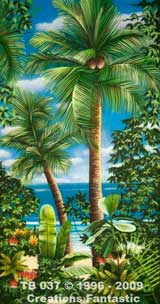 Backdrop TB 037 Tropical Beach Panel 5