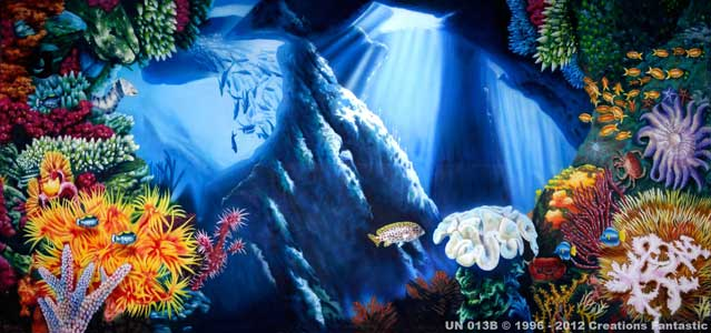 Backdrop UN013B Undersea 4B