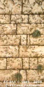 Backdrop AC 015 Wailing Wall Panel 1