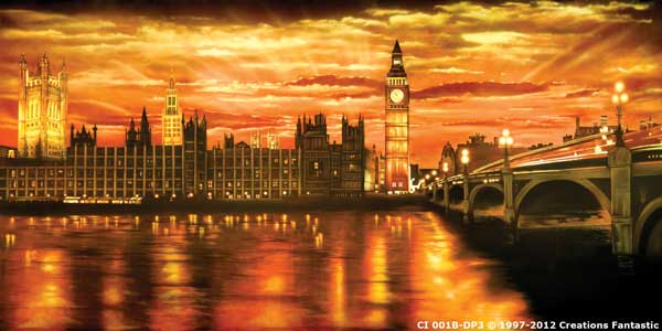 Backdrop CI 001B-DP3 London B