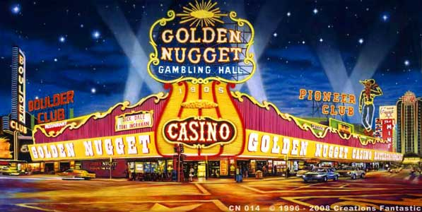 Backdrop CN 014 The Golden Nugget