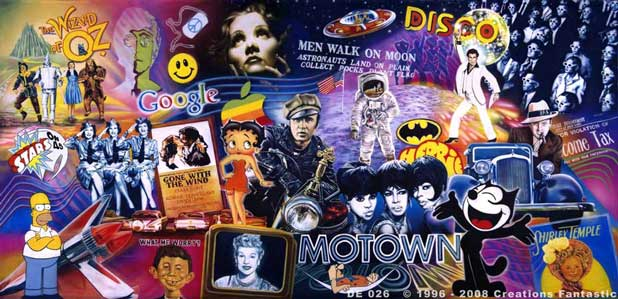 Backdrop DE 026 Decades 2