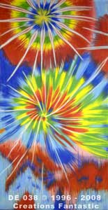 Backdrop DE 038 Tie-Dye Panel 3