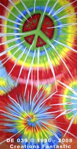 Backdrop DE 039 Tie-Dye Panel 4