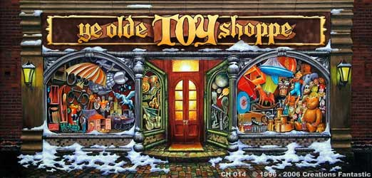 Ye Olde Toy Shoppe