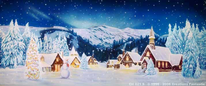 backdrop ch021 s christmas village 6