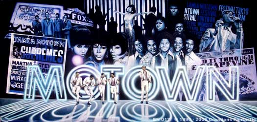 Backdrop EN017 Motown