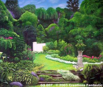 GS 007 Elegant Garden 1C