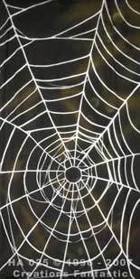 Backdrop Image: HA025 Spider Web Panel 3