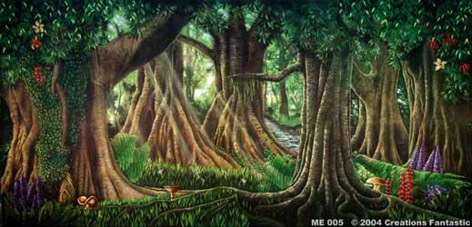Medieval Forest 1