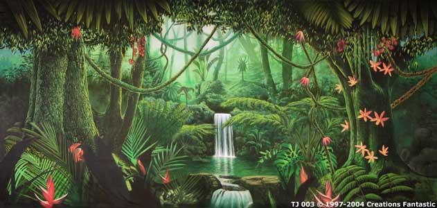 backdrop tj 003 tropical jungle 3