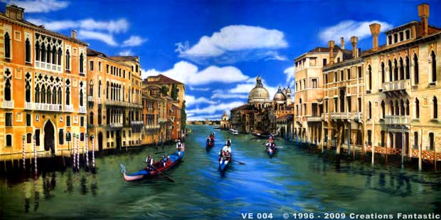 Backdrop VE 004 Canals of Venice 4